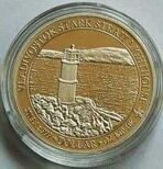 Гон-Конг 1 доллар 2013г. Барк Седов Ag Proof